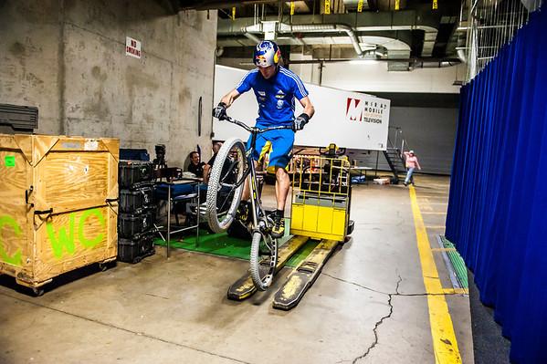 Red Bull Bike Trials Kenny Belaey