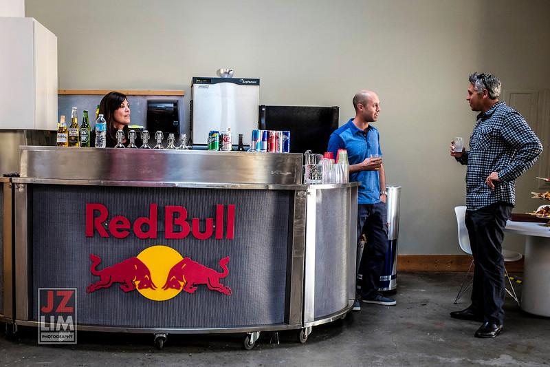 Red Bull Neighborhood Mixer