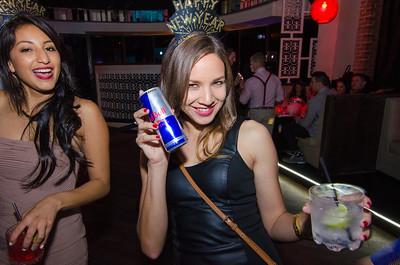 NYE 2014 @ Stingaree in San Diego w Red Bull 12/31/2013