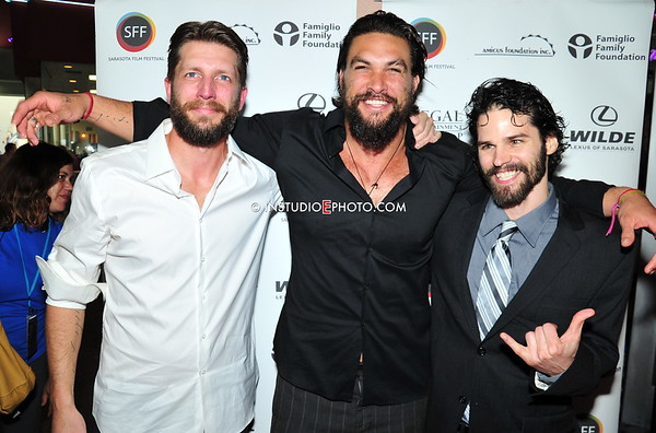 "Jason Momoa - Opening of ""Road to Paloma"""