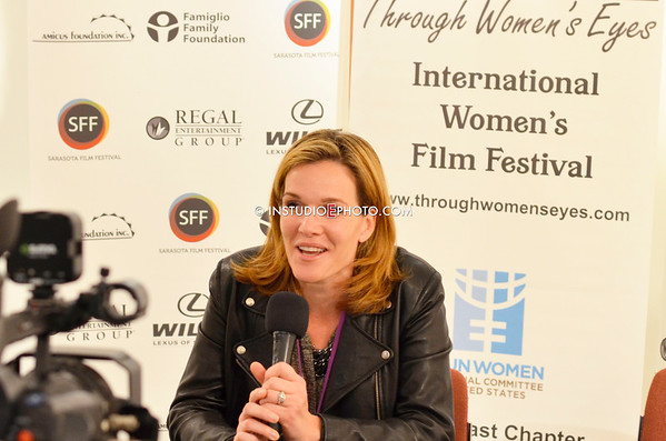 Sarasota Film Festival 2013 U.N. Women Reception