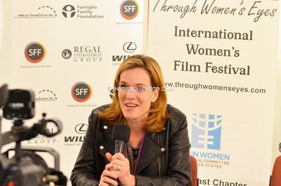 Sarasota Film Festival 2013 U.N. Women Reception