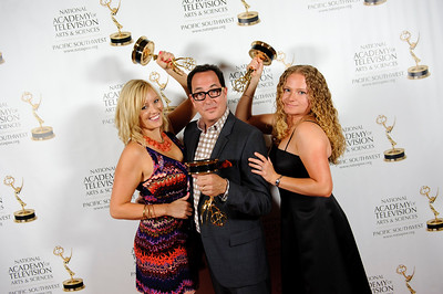 Sam The Cooking Guys gets Skewered by his Emmy Award Winning production team. Congrats on back to back Emmys.