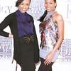 "Eva with designer Lawren Michele  <a href=""http://www.lawrenmichele.com"">http://www.lawrenmichele.com</a>)"
