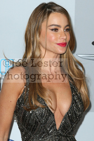 Sofia Vergara attends NBC Universal's 71st Annual Golden Globe Awards After party at The Beverly Hilton Hotel on January 12, 2014 in Beverly Hills, California. (Photo by Joe Lester/Press Line Photos)