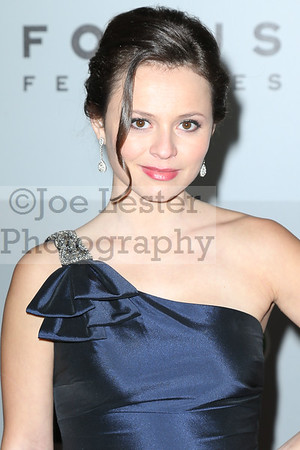 Figure Skater Sasha Cohen attends NBC Universal's 71st Annual Golden Globe Awards After party at The Beverly Hilton Hotel on January 12, 2014 in Beverly Hills, California. (Photo by Joe Lester/Press Line Photos)