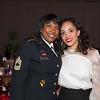 IMG_9871 Master Sergeant Juanita WIlson and Dr  Kim Nichols