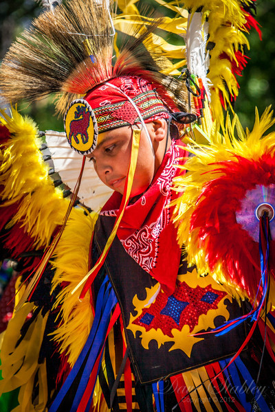 Red Feather Dancers