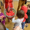 Red Nose Day at Mater Christi School in Burlington helped generate donations for Joseph's House.