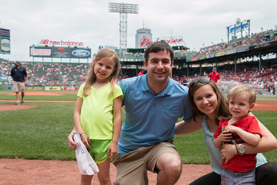 2014 Special Olympics at the Red Sox
