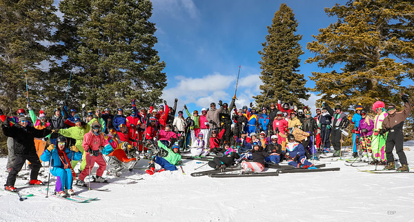 Skiing with the Legends 2018