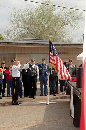 Red, White and Blue Festival-2012-Sat-Veterans Salute