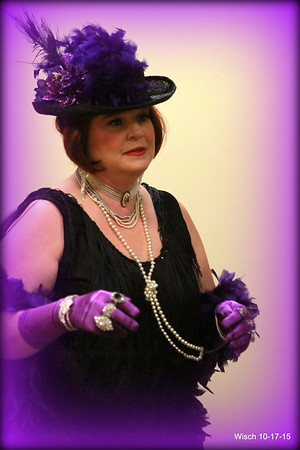 Flappers and Fedoras Show