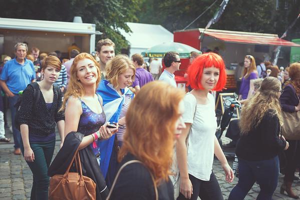 Redhead Days 2014