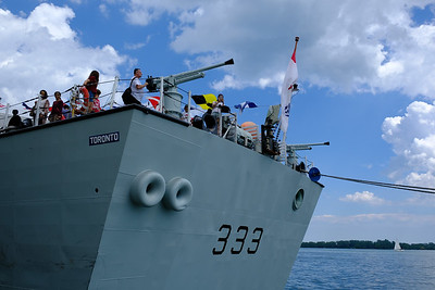 Her Majesty's Canadian Ship (HMCS) Toronto