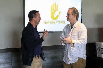 Redwood Gives Back (06 May 2018)