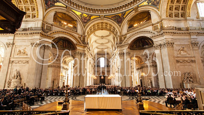 Reed's School Bicentenary Concert at St Paul's