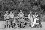 2010 02 06 Civil War Family B&W2-2107