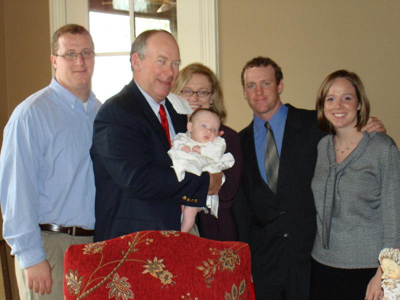 Ross, Bob, Reese, Jodi, Bert, & JoAnna