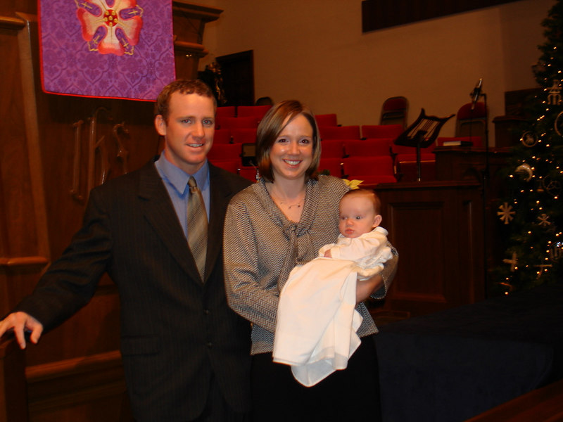 Family Picture after the church service