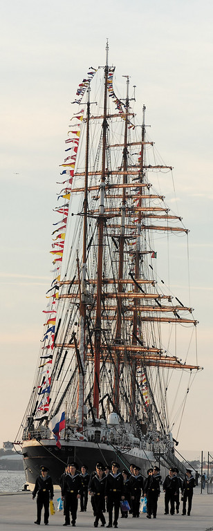 Sedov and some Cadets