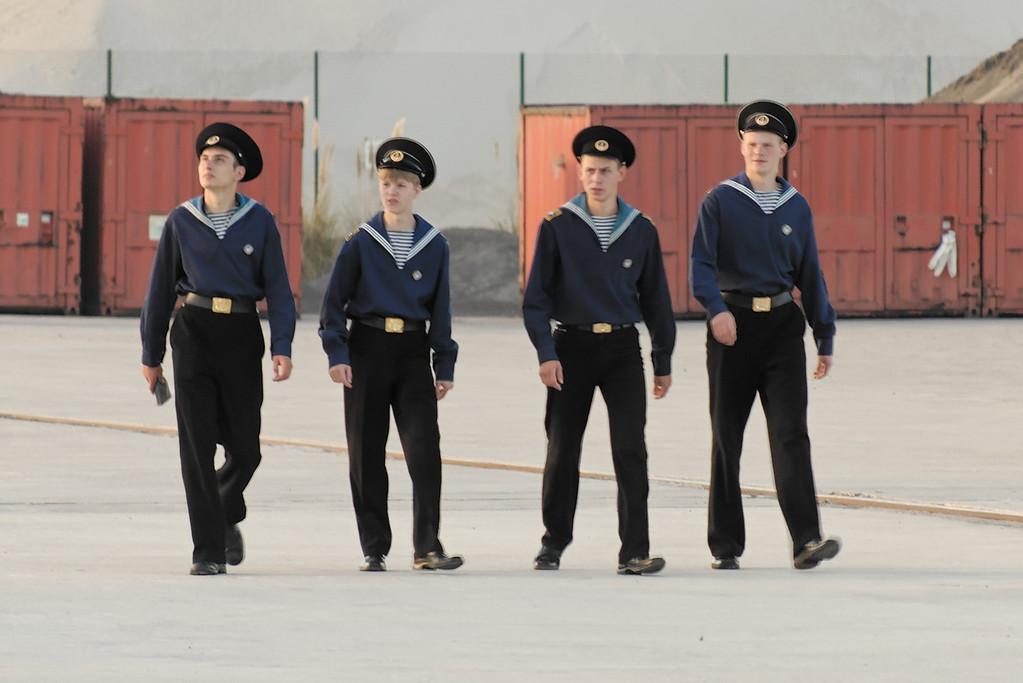 Sedov Cadets