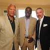 Judge. Bernard Jackson, Frank Savage, Douglas Harrington (Hamptons.com)