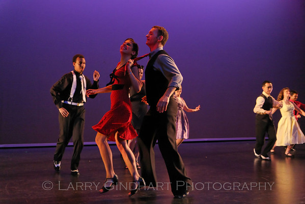 Preliminaries & Rehearsal: Broadway Goes Latin!