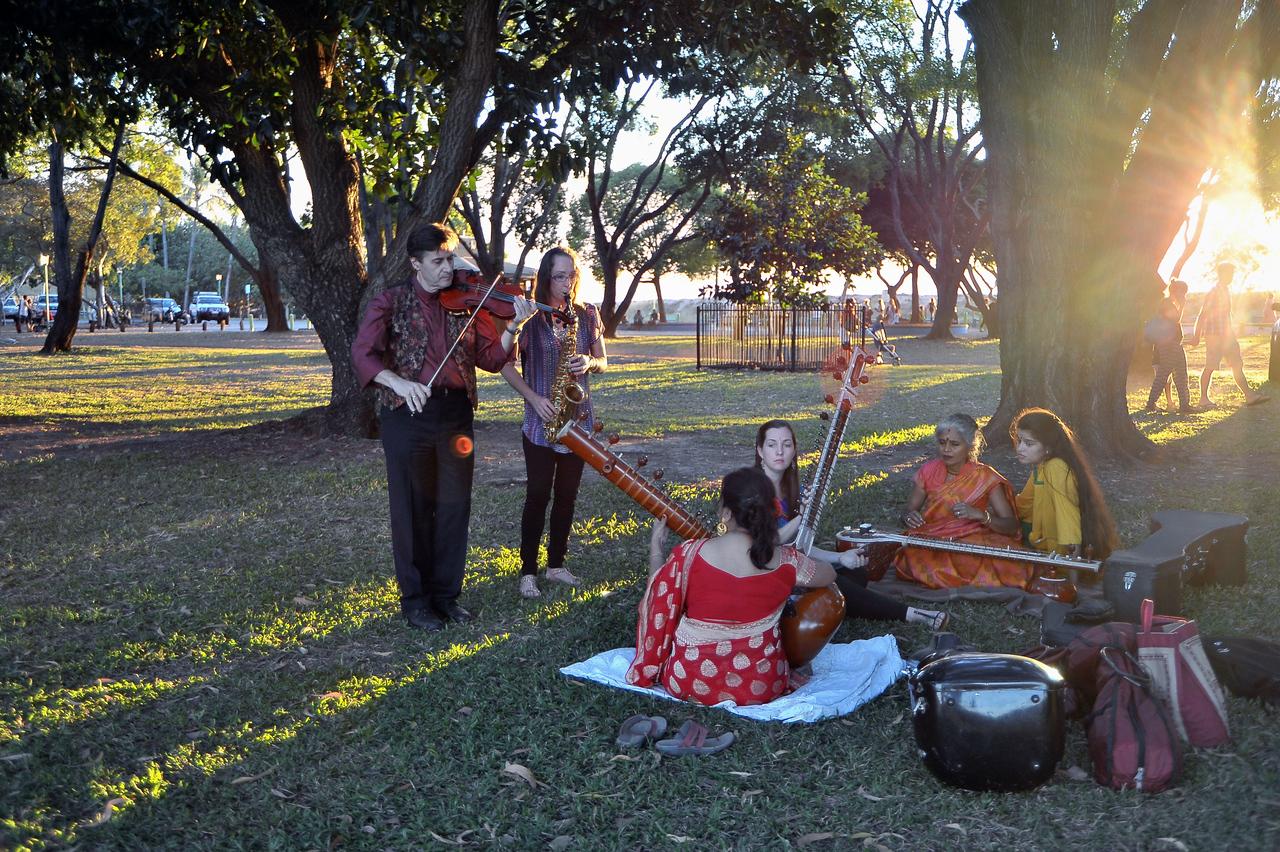 Mindil Beach, Darwin. 20.06.15.