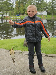 Reid Hill Fish & Game Club 29th Annual Kids Fishing Derby  held at The Bridge Walk in Perth, 5-21-2017, ALL PHOTOS ARE FREE, RIGHT CLICK AND SAVE