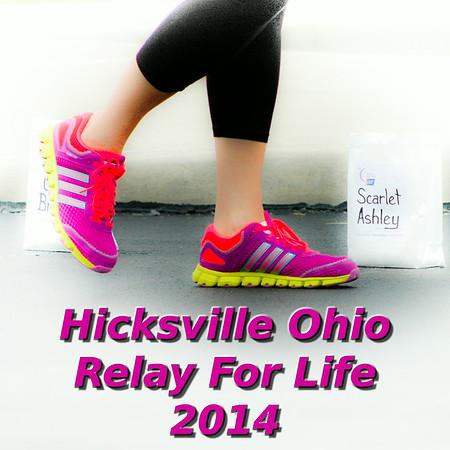 Relay For Life Hicksville Ohio 2014