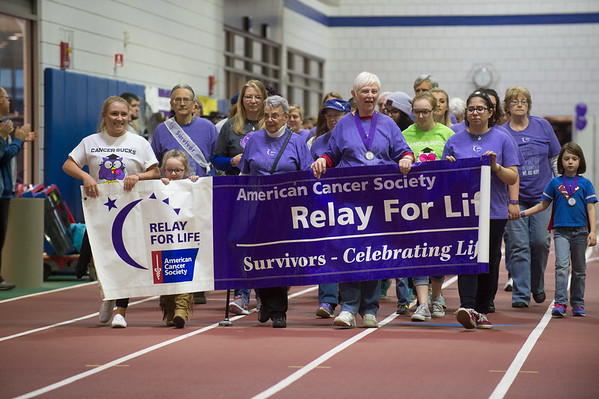 Relay for Life, April 2017