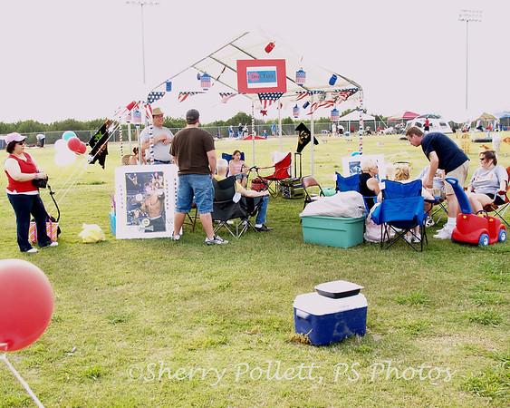 Relay for Life--Cove 2008