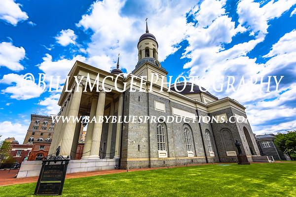 Baltimore Basilica - 04 May 2014
