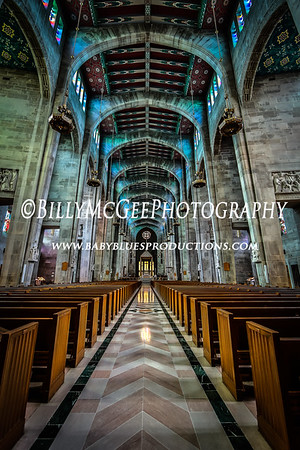 Cathedral of Mary Our Queen - 29 May 2014