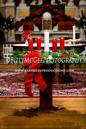 Christmas Church Pageant - 24 Dec 2012