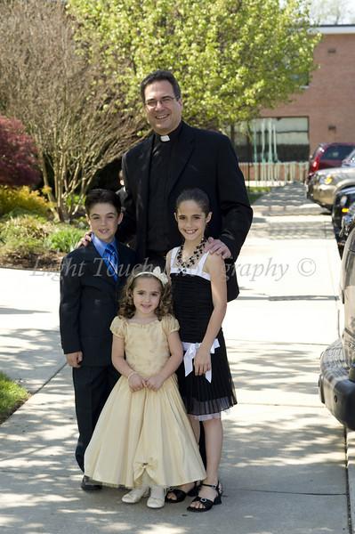 Christopher Marrone Holy Communion