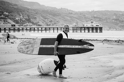Relik Longboard World Tour - Malibu Day 1