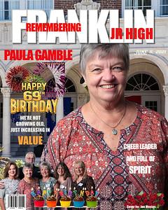 Franklin Jr High Paula Gamble