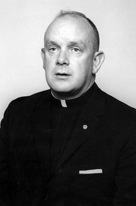 Massachusetts native Msgr. R. Donald Kiernan was ordained a priest May 4, 1949. His first assignment in Georgia was at the Cathedral of St. John the Baptist, Savannah. His first Atlanta assignment was at the Shrine of the Immaculate Conception, Atlanta.
