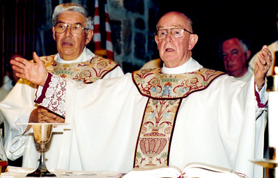 Msgr. Kiernan's 50th Anniv. Mass, May 8, 1999;  See 9/16/99 issue;