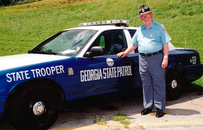 At one time Msgr. Kiernan served as chaplain for the Georgia State Patrol, DeKalb County Police Department, Georgia Bureau of Investigation, the Atlanta office of the U.S. Treasury's Division of Alcohol, Tobacco and Firearms.