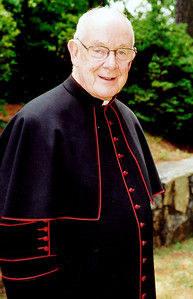 Msgr. Kiernan (1999) at All Saints Church