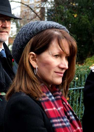 Lynne Featherstone MP.