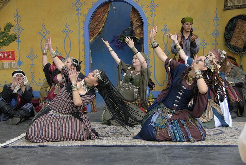 The Oojahm Dancers.