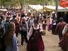Renaissance Pleasure Faire, Hollister 2006:<br /> Street scene/procession