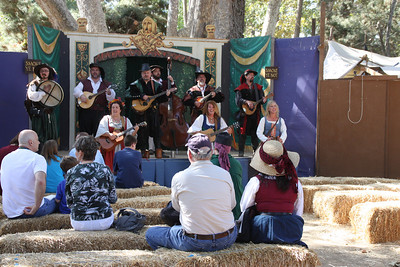 Naughty Minstrels at the Coughing Sheep Stage.