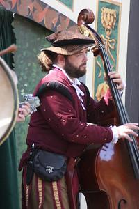 Bass player.
