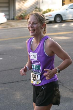 Renee's Marathon in San Francisco