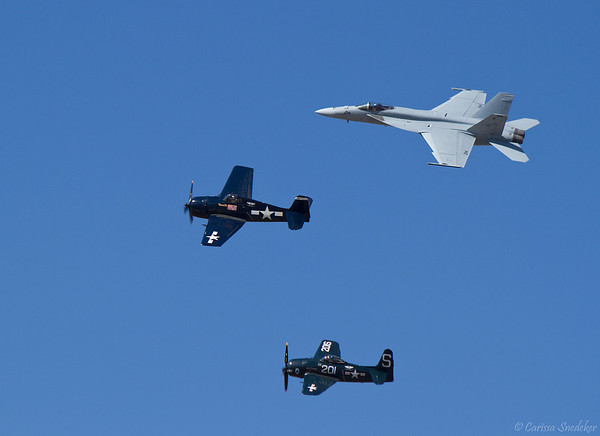 Legacy fly-by